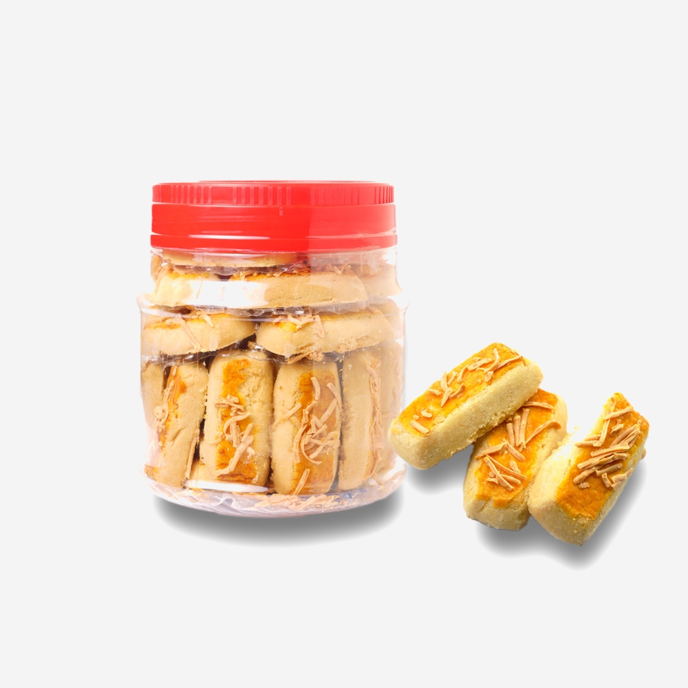 Butter Cheese Cookies