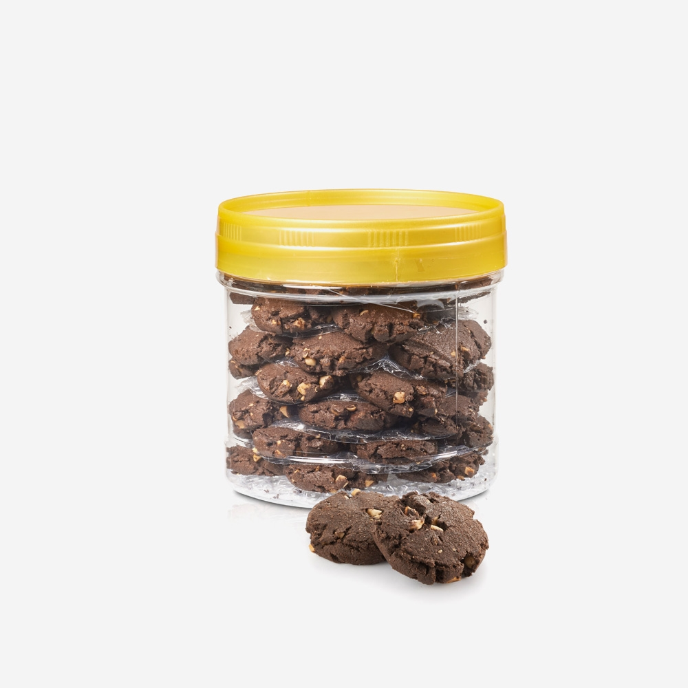 Chocolate Chips Nut Cookies