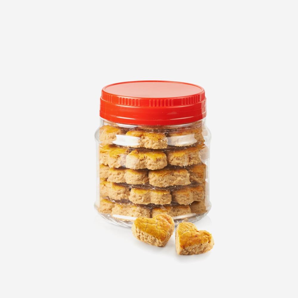 Low Sugar Nestum Cookies