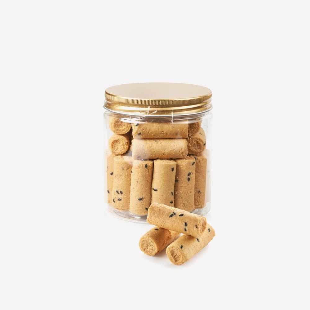 Mini Honey Chicken Floss Crispy Rolls